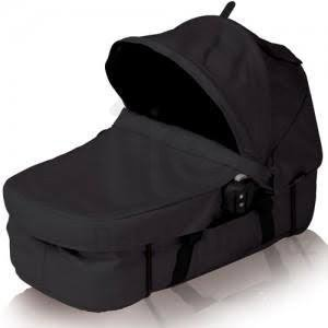 Baby Jogger City Select Bassinet Kit korbička - Onyx - černý rám