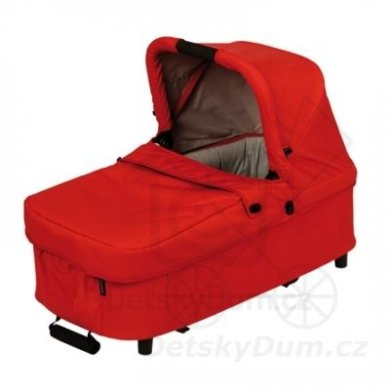 EasyWalker Carrycot Plus - Berry Red