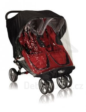 Baby Jogger pláštěnka - City Mini Double/GT Double