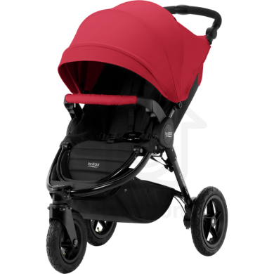 Britax Römer B-Motion 3 Plus kočárek - Flame Red 2019