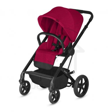 Cybex Balios S - Rebel Red 2018