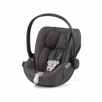 Cybex Cloud Z i-Size Plus SensorSafe - Manhattan Grey 2019