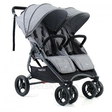 Valco Baby Snap 4 Duo Tailor Made - Grey Marle