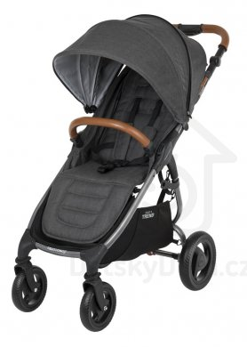 Valco Baby Snap 4 Trend Tailor Made - Charcoal
