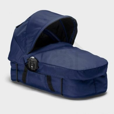 Baby Jogger City Select Bassinet Kit korbička - Cobalt - černý rám