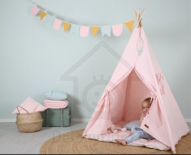 Little Dutch Teepee - Pink