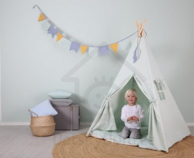 Little Dutch Teepee - Mint