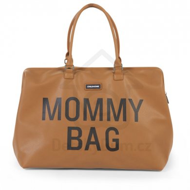 Childhome přebalovací taška Mommy Bag Big - Brown
