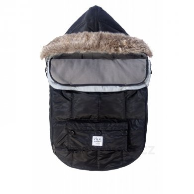 7AM Enfant fusak Le Sac Igloo - Black