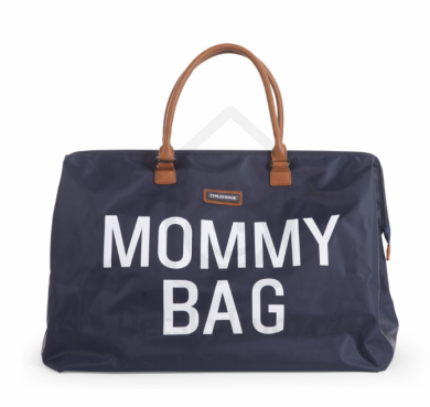 Childhome přebalovací taška Mommy Bag Big - Navy