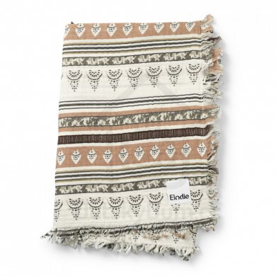 Elodie Details deka Soft Cotton Blanket  - Desert Weaves