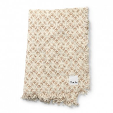 Elodie Details deka Soft Cotton Blanket  - Sweet Date