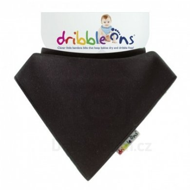 Dribble Ons  - Brights Charcoal