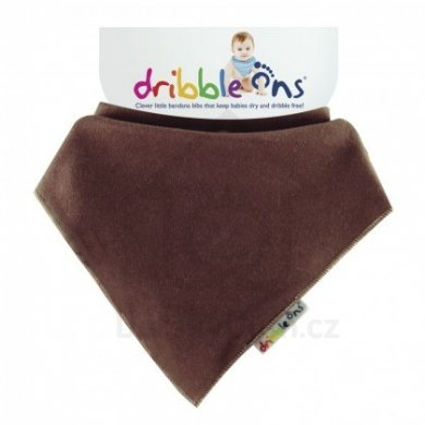 Dribble Ons  - Brights Chocholate