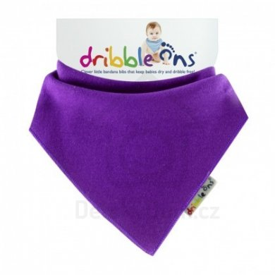 Dribble Ons  - Brights Grape
