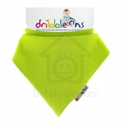 Dribble Ons  - Brights Lime