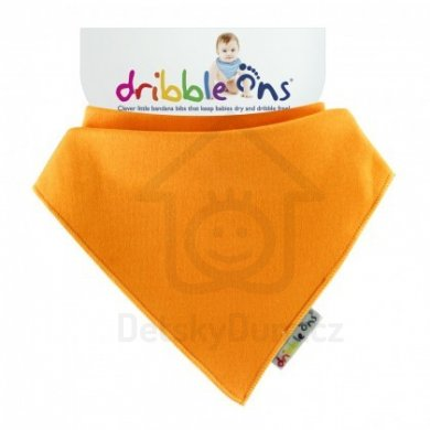 Dribble Ons  - Brights Orange