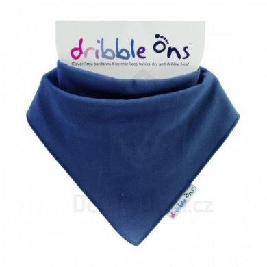 Dribble Ons  - Classic Navy