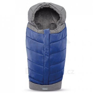 Inglesina fusak Winter Muff - Royal Blue