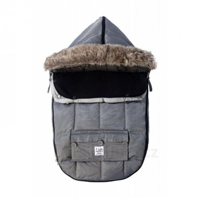 7AM Enfant fusak Le Sac Igloo - Grey