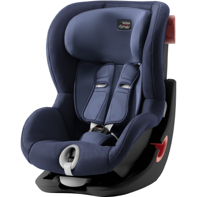 Britax Römer King II Black Edition - Moonlight Blue 2020 AKCE
