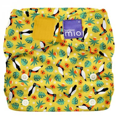 Bambino Mio Miosolo all in one NEW - Tropical Toucan