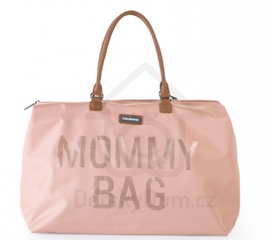 Childhome přebalovací taška Mommy Bag Big - Pink