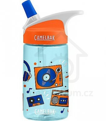 Camelbak eddy Kids 0,4 l - Vinyl Party
