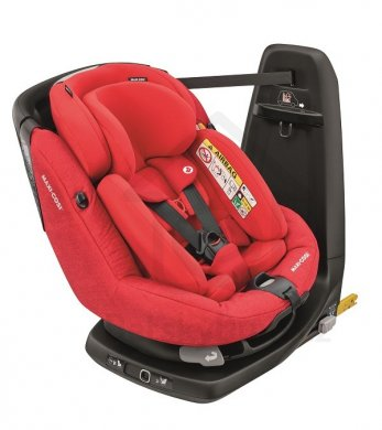 Maxi-Cosi AxissFix Plus - Nomad Red 2020